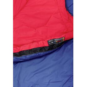 Mammut Kompakt MTI Wide 3-Season Sleeping Bag 195cm high blue/dark blue